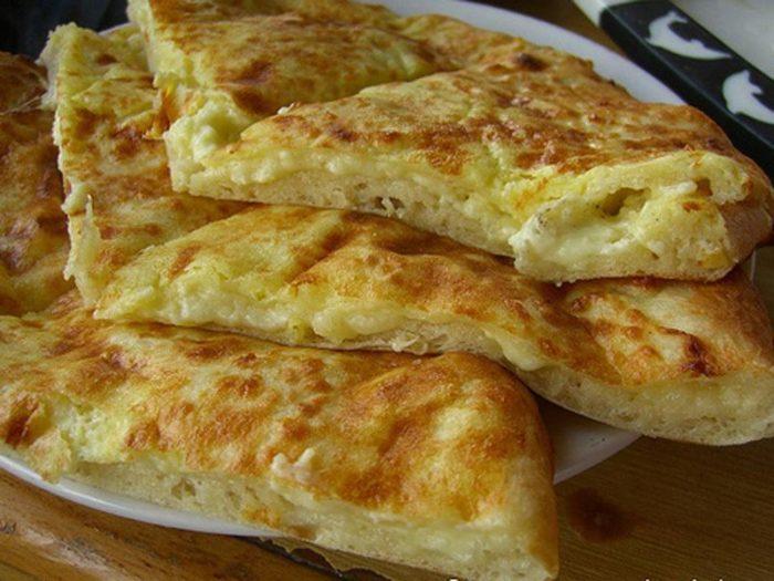 хлеб в грузии