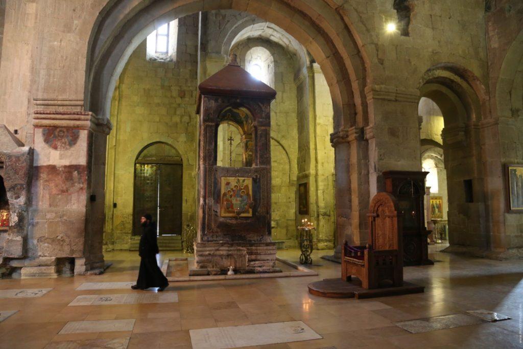 Мцхета: собор Светицховели