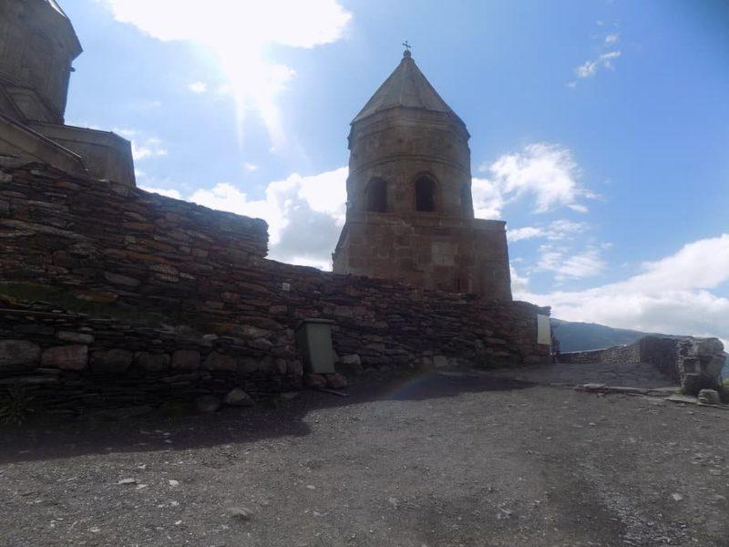 Казбек: Грузия