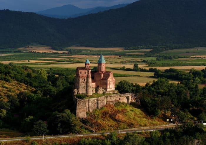 крепость Батонис Цихе