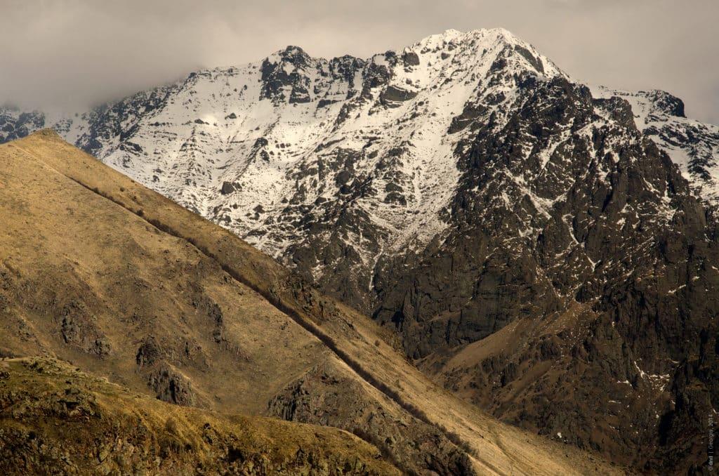 крестовый перевал грузия