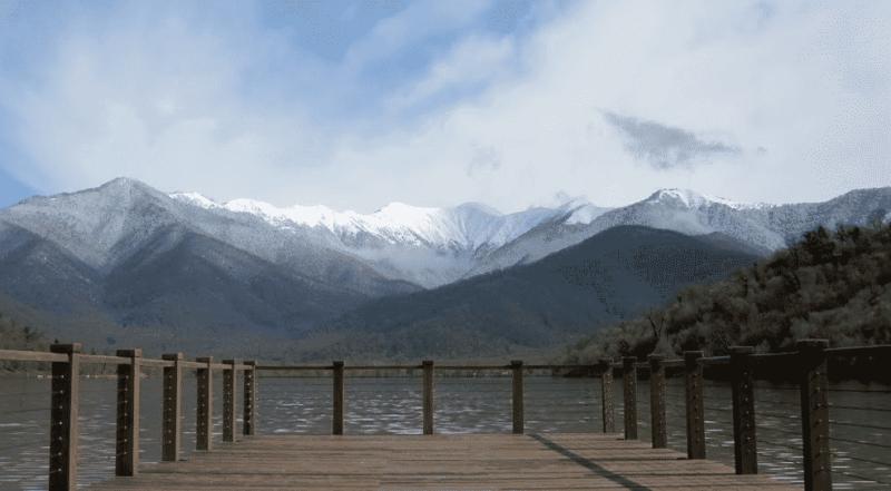кварельское озеро