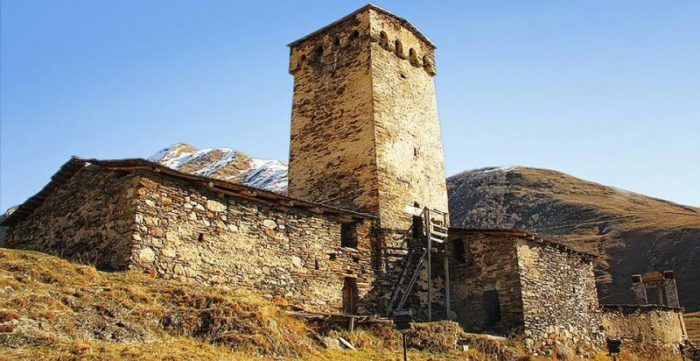 монастырь Ламария
