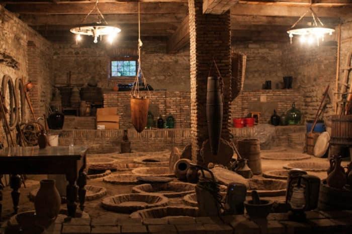 музей-погреб «Нумиси