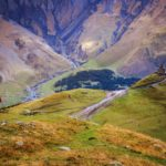 национальный парк казбеги