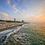 пляж батуми