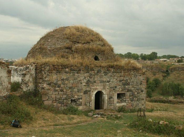 старая турецкая мечеть