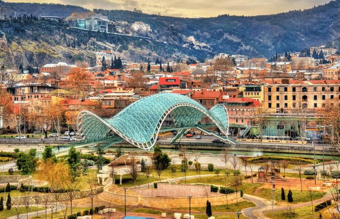 тбилиси мост