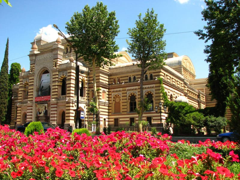 тбилиси театр оперы и балета