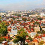 тбилиси весной фото