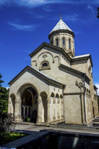 Церковь Кашвети