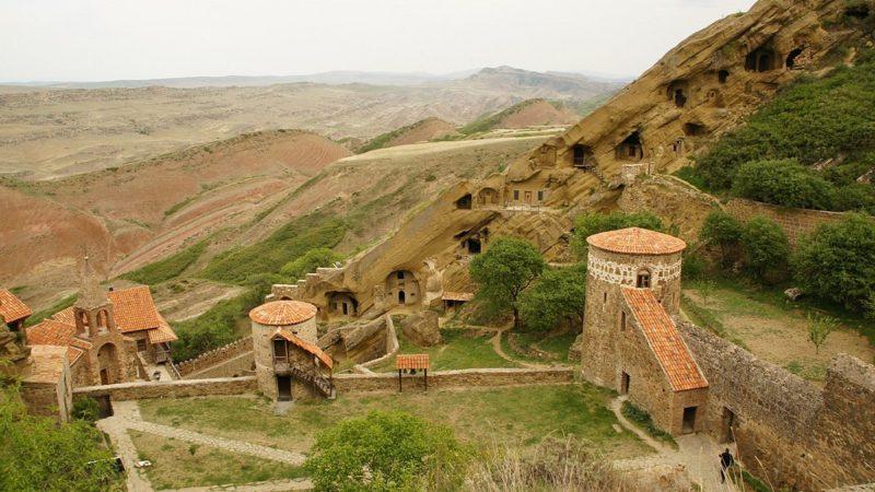 Давидо - гареджийский монастырский комплекс