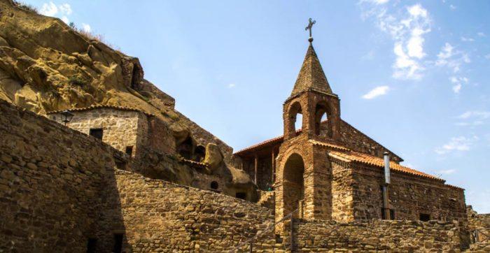 Давидо - гареджийский монастырский комплекс6