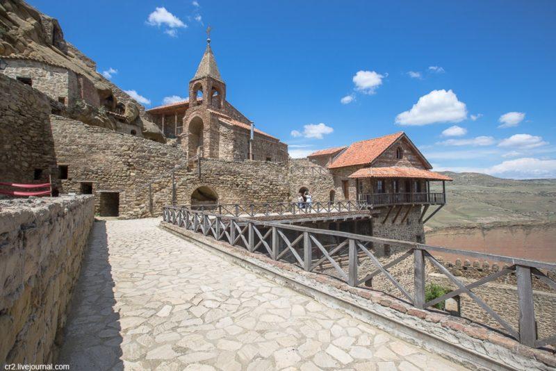 Давидо - гареджийский монастырский комплекс3