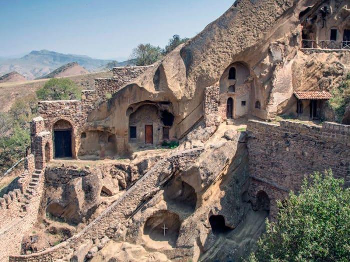 Давидо - гареджийский монастырский комплекс67