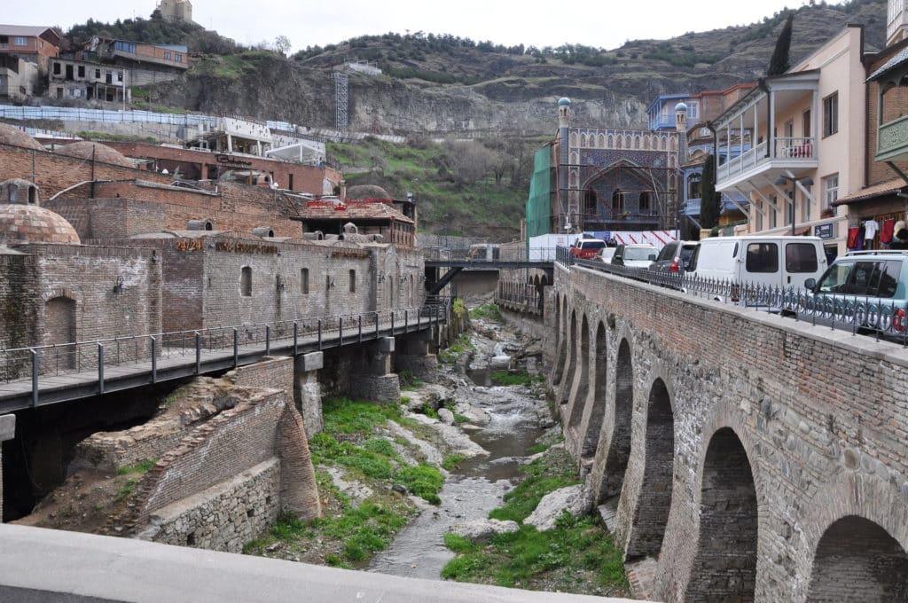Река Цавкисисцкали