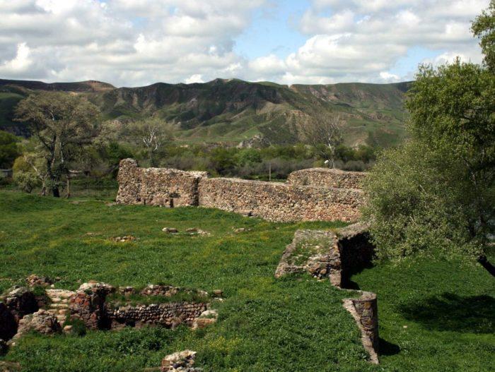 Руставская крепость