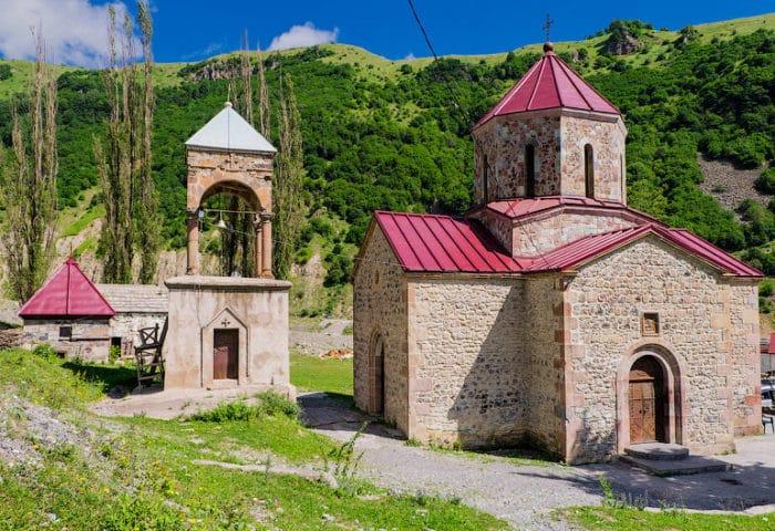 монастырь Ломиси