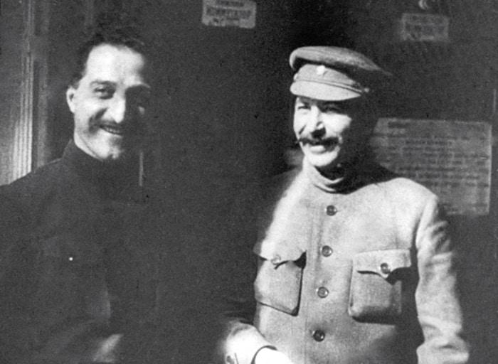 Иосиф Сталин, Серго Орджоникидзе