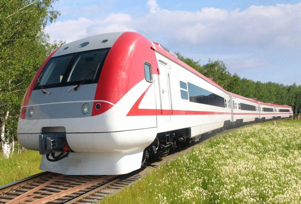 в грузию на поезде из москвы