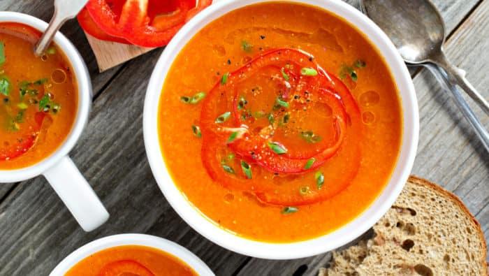 Как приготовить суп харчо в домашних условиях