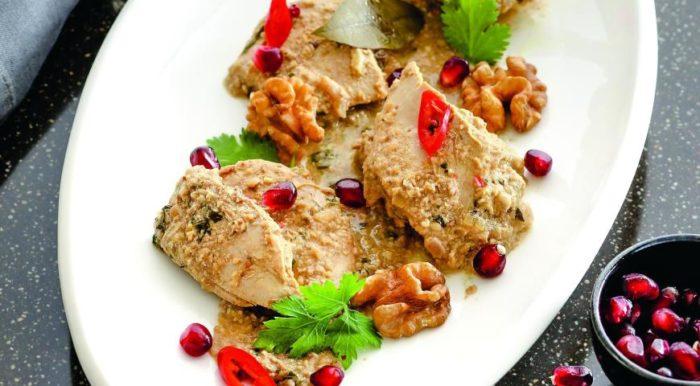 Грузинские рыбные блюда