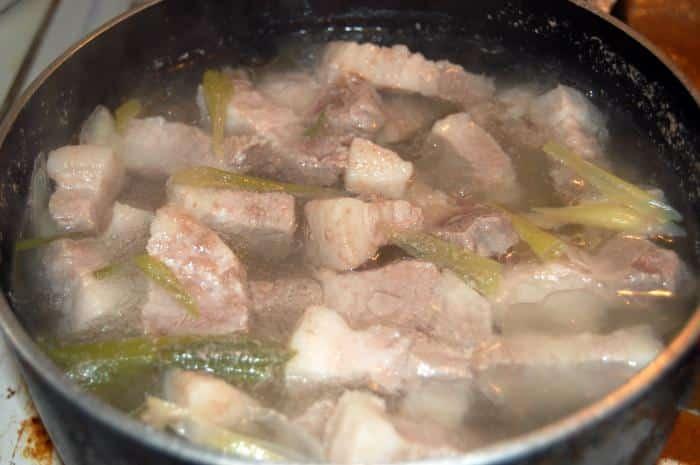 Суп харчо из свинины: пошаговый рецепт