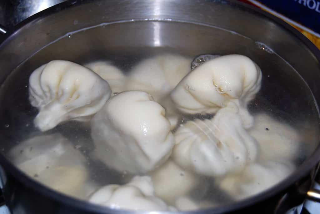 Хинкали замороженные: как варить