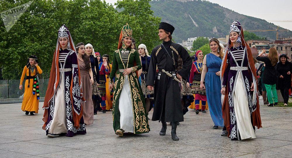 диалекты грузинского языка