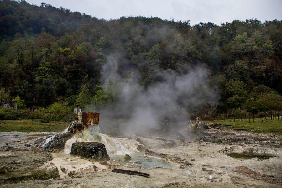 На территории страны 2400 минеральных источников