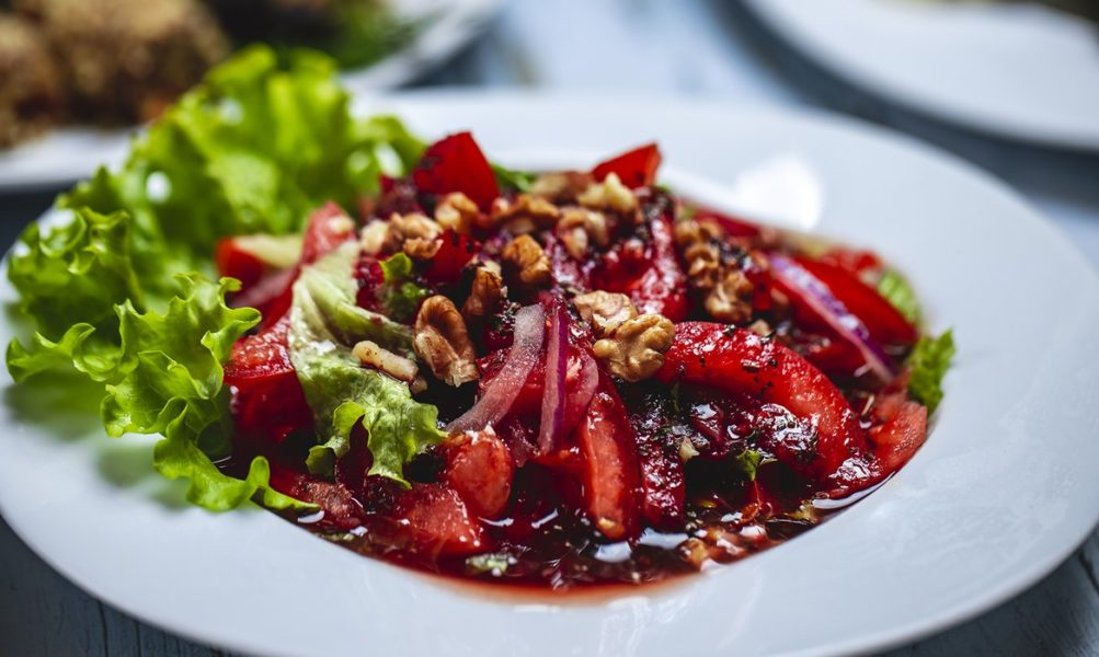 Салат по-маррокански