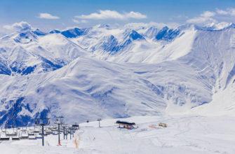 Грузия: куда поехать зимой?