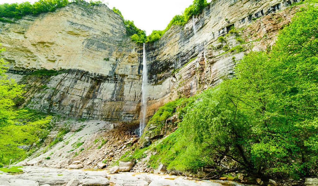 Уединение с природой: тайные места Грузинских гор